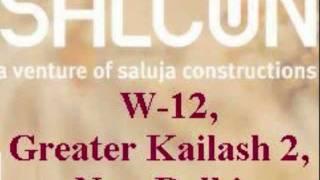 Salcon W-12 Greater Kailash 2 South Delhi Builder Floor Villas Apartment Collaboration Rent Property
