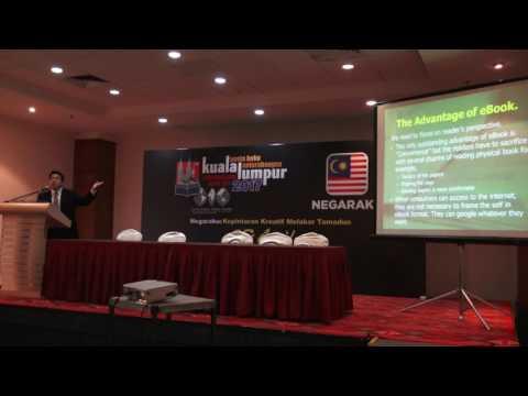 The Future of Bookselling @ KLIBF 2017 - Wiroj Lakkhanaadisorn