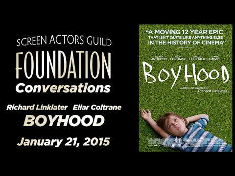 Q&A with Richard Linklater and Ellar Coltrane of BOYHOOD