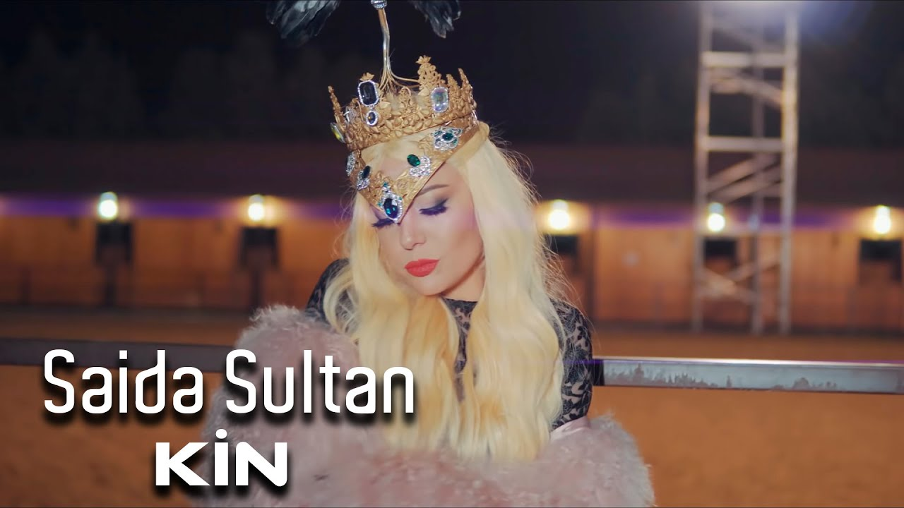Səidə Sultan Kin Official Music Video 2019 Youtube