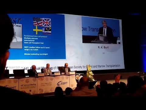 EBMT 2018 - Dr. Richard Burt Day 1 Presentation