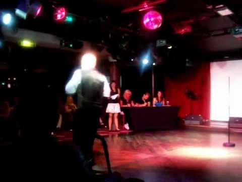 ProfE.Joerg Norwegian Star Karaoke Idol 6/2/12