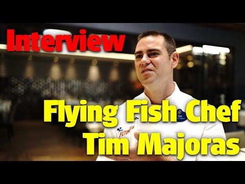 Interview With Chef Tim Majoras  | Flying Fish | Disney's Boardwalk