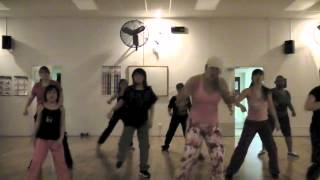 "DOWN - ""Lean Like a Cholo"" -  Choreography for Dance Fitness"