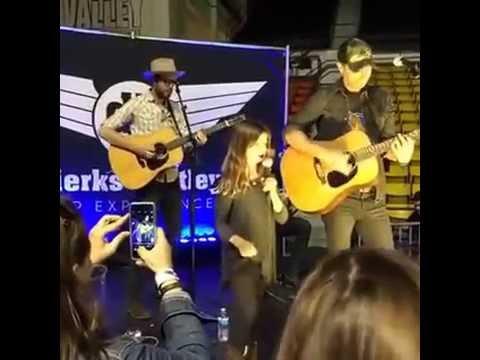 Dierks Bentley, Acoustic at JQH Arena (22.10.2016)