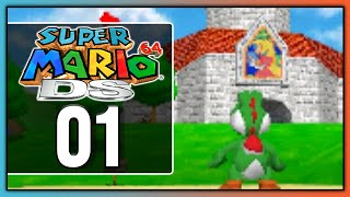 Super Mario 64 DS - Episode 1