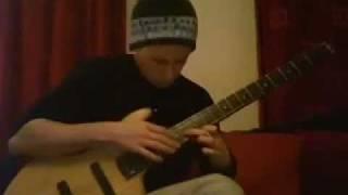 Tapping and Harmonics Solo Bass - Zander Zon - 'Epic Love'
