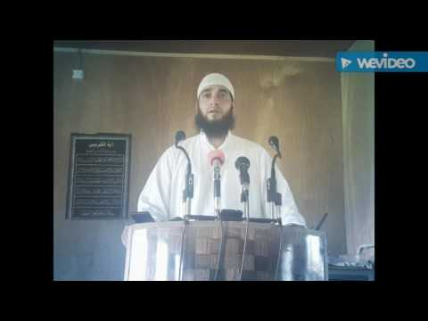 Mubashir Ahmad veeri at beehama Ganderbal Eid 2016