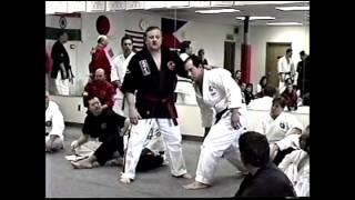 George Dillman/Dillman Karate International/Defense for Waist Tackle