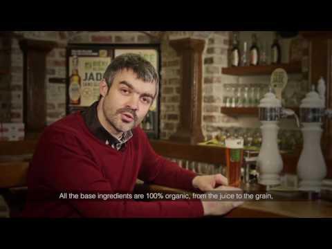 JADE Grenade - Bière biologique - Brasserie Castelain