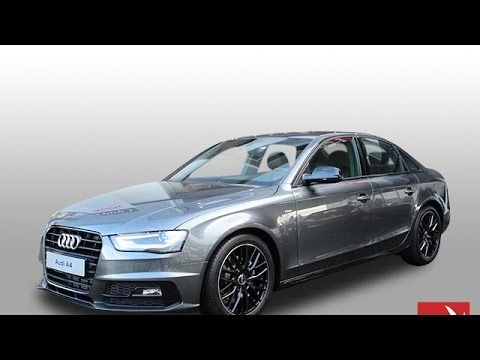 audi a4 limousine automatic s edition 39 competition plus 39 1 8tfsi 170pk multitronic youtube. Black Bedroom Furniture Sets. Home Design Ideas
