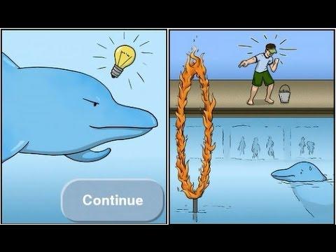 TASTY BLUE Финал.За дельфина.СКАЧАТЬ полную версию игры.