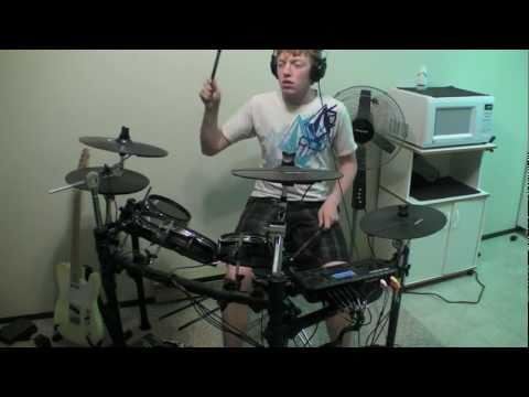 This Love,This Hate - Hollywood Undead Drum Cover