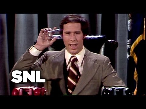 Ford on the Phone  SNL