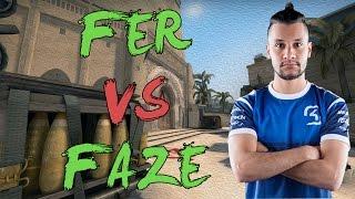CSGO: POV SK fer vs FaZe (37/22) mirage @ ELEAGUE Major 2017