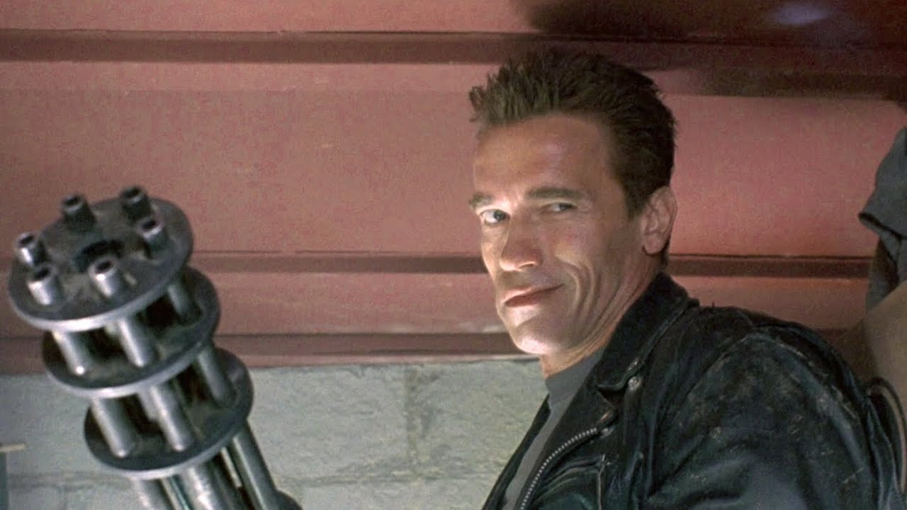 Uncle Bob (Extended Scene)   Terminator 2 [Remastered] - YouTube