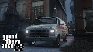 GTA IV Mods: Left 4 Liberty Infection v5.1 #21 (German) (HD) - Burgershot Delivery