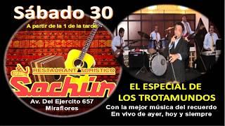 LOS TROTAMUNDOS - SACHÚN - 30.09.2017