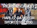 MORBOSEANDO HARLEY DAVIDSON SPORTSTER 1200 #FULLGASS