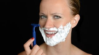 How to Stop Facial Hair Growth in Women