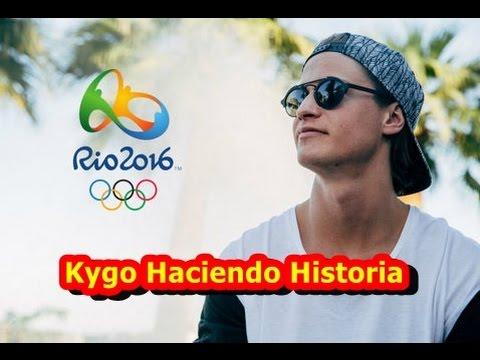 Kygo Cerrará Los Juegos Olímpicos De Rio De Janeiro 2016
