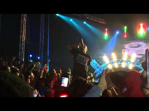 Bow Wow - Sweat (feat. Lil Wayne) Live HD 2012