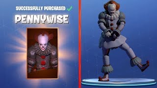 WE WIN THE DUO = FREE SKIN FOR YOU! EMOTE, WHICH HAS NOT BEEN MORE THAN A YEAR! Will Pennywise be in Fortnite?!