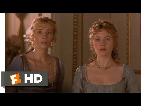 Sense and Sensibility 58 Movie   Willoughby! 1995 HD
