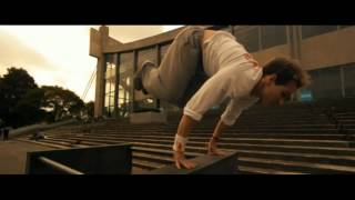 Freestylers Cracks Flux Pavilion Remix Dubstep   Parkour Slow motion