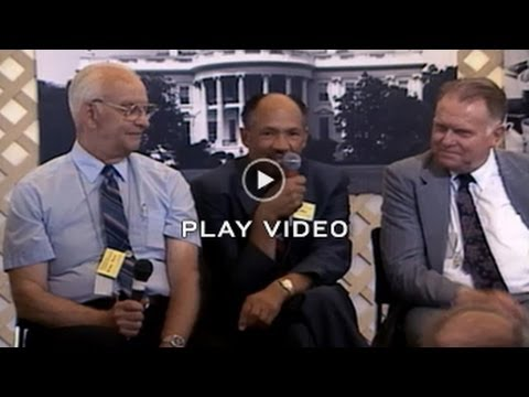 "Eugene Allen (""The Butler"") from White House Workers: Traditions & Memories DVD (part 1)"