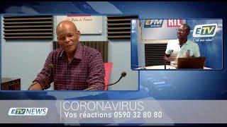 ÉDITION SPÉCIALE CORONAVIRUS - 27 MARS 2020 - Philippe ROTIN Responsable agricole