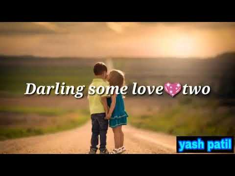 some love one darling some love too