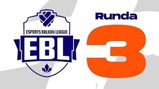 EBL LoL 2019 Runda 3 - X25 vs NEROTEC w/ Sa1na, Mićko i Đorđe Đurđev