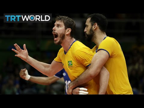 Brazil's national volleyball team: The best in the world?