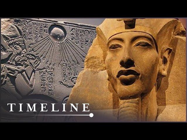 The Mystery Of The Rebel Pharaoh: Egypt Detectives (Ancient Egypt Documentary) | Timeline