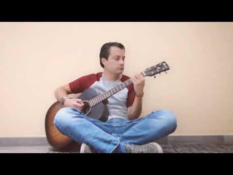 Av. Alcorta Gustavo Cerati guitarra acústica cover