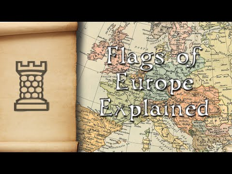 Flags of Europe Explained