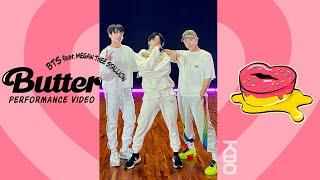 3j 4k Vertical Focus 방탄소년단 3j Butter Feat Megan Thee Stallion Special Performance