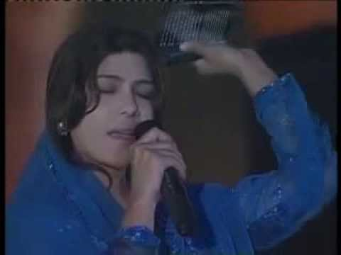 Shabnam Majeed  sings a ghazal by Sir Allama Mohammad Iqbal Good Old PTV Lahore!