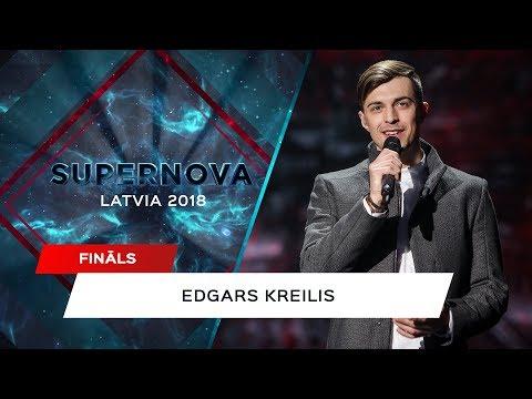 "Edgars Kreilis ""Younger Days"""