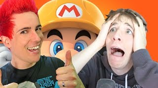 LOS DESESPERANTES NIVELES DE DEIAK | Super Mario Maker