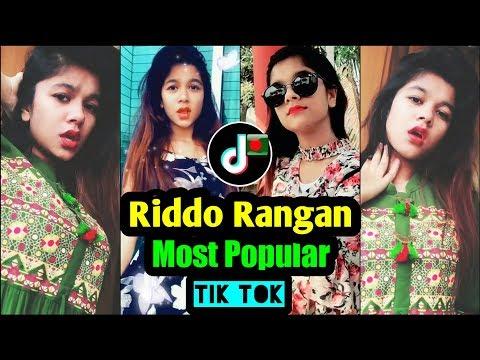 Riddo Rangan Most Popular Tik Tok | Musical.ly | TikTok Entertainment
