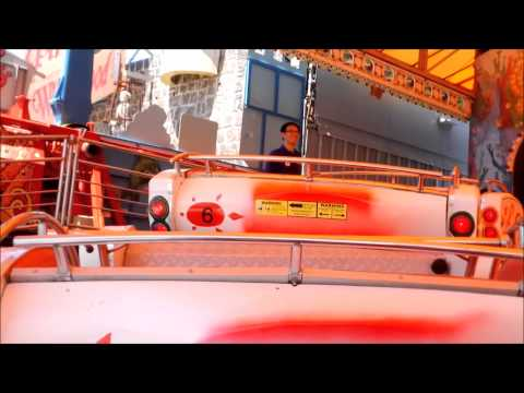 Morey's Piers: Musik Express on Ride POV / July 5, 2014