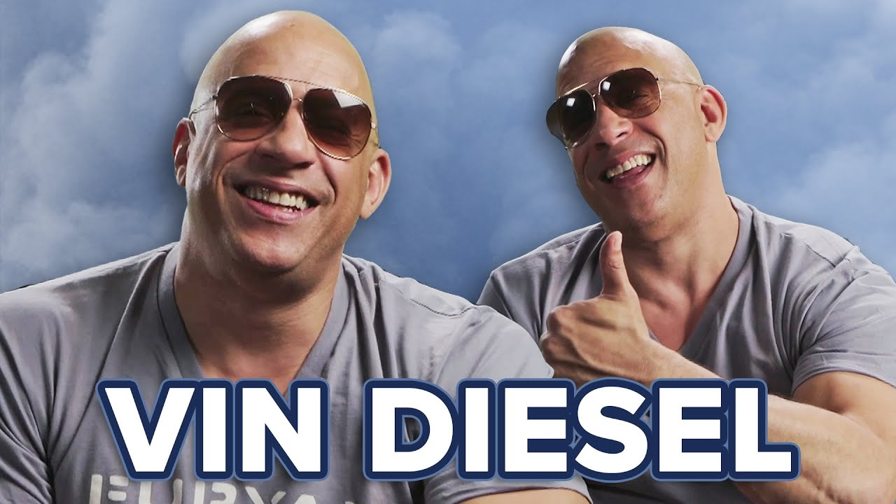 Vin Diesel Ranks His Favourite Fast And Furious Movies | PopBuzz Meets