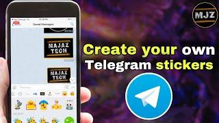 How To Create Stickers In Telegram screenshot 3