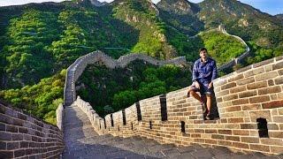 Benjamin Zand in China - using just a phone