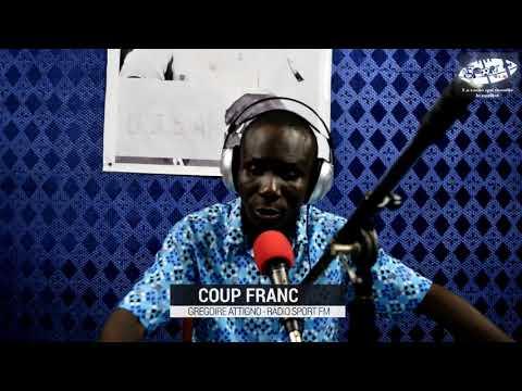 SPORTFM TV - COUP FRANC DU 16 AOUT 2018 PRESENTE PAR GREGOIRE ATTIGNO