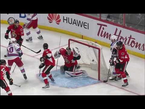 New York Rangers vs Ottawa Senators - April 8, 2017 | Game Highlights | NHL 2016/17