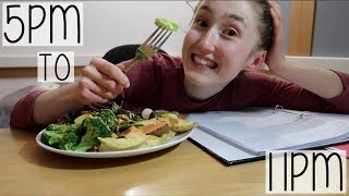Baixar BUSY UNIVERSITY EVENING ROUTINE! LECTURES, DANCE, STUDYING & COOKING | WINTER EDITION 2018