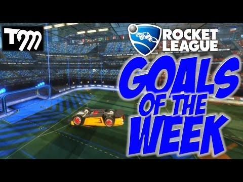 Rocket League - TOP 10 GOALS OF THE WEEK #34